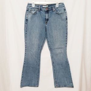 Levi's 515 Boot Cut Jeans 12 Short